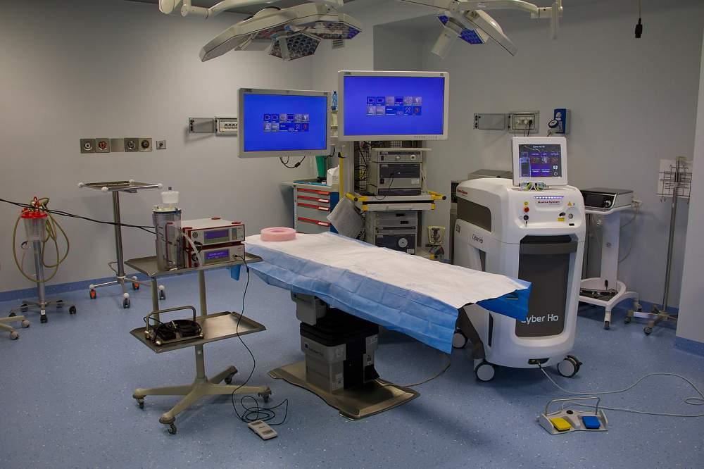 prostata di enucleazione del laser di olmio di holep