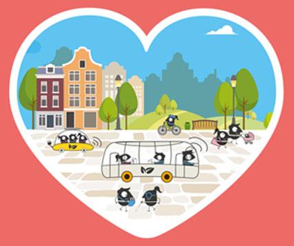 Icona settimana europea della mobilità 2021